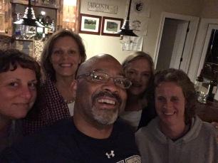 HS friends (part of The Crew) ... April '17