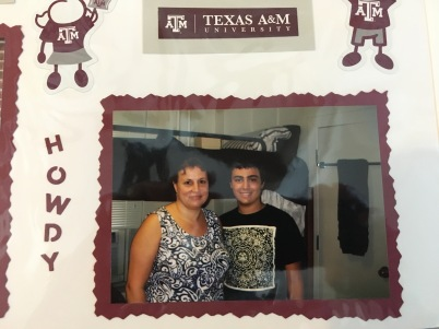 Moving Day ... Freshmen year @ A&M