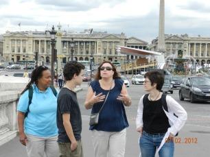 Paris Summer 2012