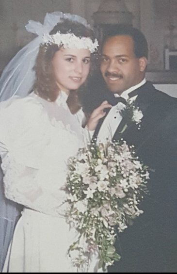 Happy couple - 10/22/88