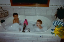 Bren & Ry circa 2000 - Rexford, NY